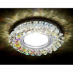 Точечный светильник Led S701 PR/CH/WH