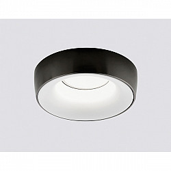 Точечный светильник Алюминий С Узором A890 BK/WH