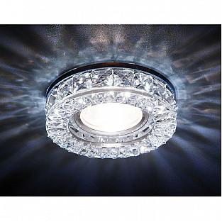 Точечный светильник Декоративные Кристалл Led+mr16 S241 CH