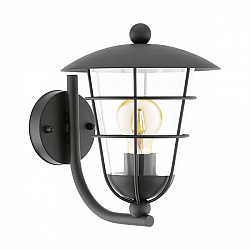 Настенный фонарь уличный Pulfero 94834