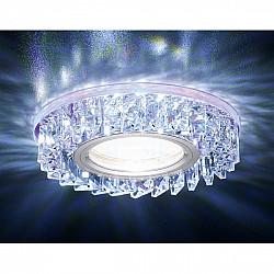 Точечный светильник Декоративные Кристалл Led+mr16 S255 PR