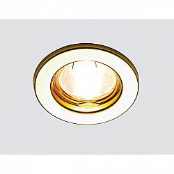 Точечный светильник Литье Штамповка FT9210 GD
