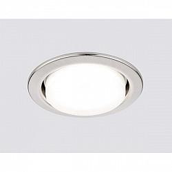 Точечный светильник Gx53 Классика G101 SS