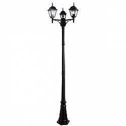 Наземный фонарь Bremen A1017PA-3BK