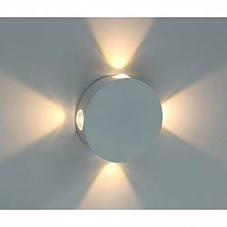 Настенный светильник Tamburello A1525AP-1WH