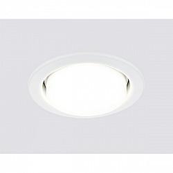 Точечный светильник Gx53 Классика G101 W