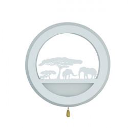 Настенный светильник Сафари 074110,24