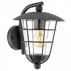Настенный фонарь уличный Pulfero 94841