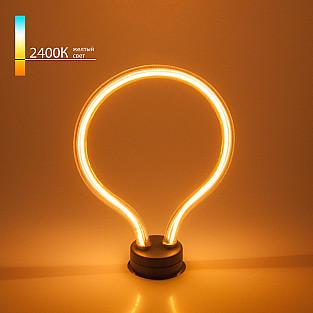 Светодиодная лампа Art filament 4W 2400K E27 BL150