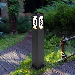 Ландшафтный светильник 1406 TECHNO черный