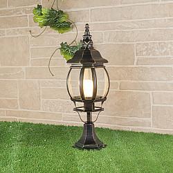 ландшафтный светильник GL 1001S черное золото