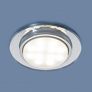 Встраиваемый точечный светильник 1061 GX53 CL прозрачный