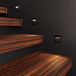 Подсветка для лестниц MRL LED 1103 чёрный