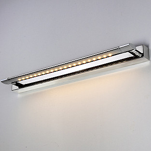 Twist хром Настенный светодиодный светильник 2105 HN14