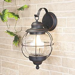 Regul D черная медь уличный настенный светильник GLXT-1475D