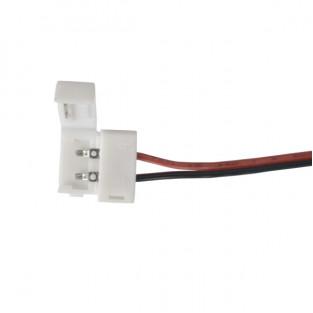 Коннектор для одноцветной светодиодной ленты 5050 гибкий односторонний a035395