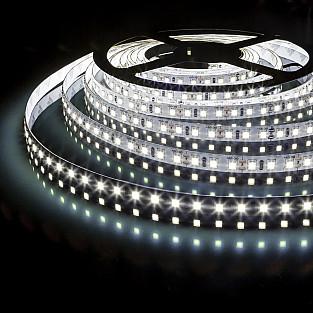 Светодиодная лента 2835/120Led 9,6W IP20 холодный белый свет 6500K