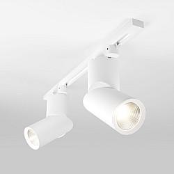 Трековый светодиодный светильник для однофазного шинопровода Corner Белый 15W 4200K LTB33