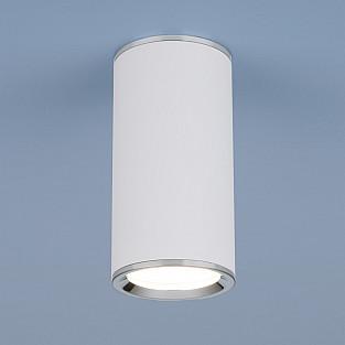 Накладной потолочный светодиодный светильник DLN101 GU10 WH белый