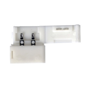 Коннектор для одноцветной светодиодной ленты 3528 жесткий (5 шт.) LED 1A