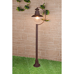 Talli F брауни уличный светильник на столбе GL 3002F