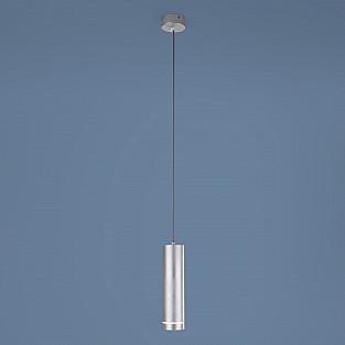 Накладной потолочный светодиодный светильник DLR023 12W 4200K хром матовый