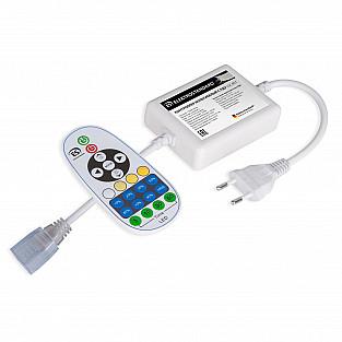 Аксессуары для светодиодной ленты мультибелая Контроллер для ленты LS013 мультибелый 220V 500W IP20 (LSC 007)