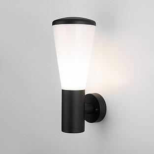 1416 TECHNO чёрный Настенный уличный светильник IP54 1416 TECHNO