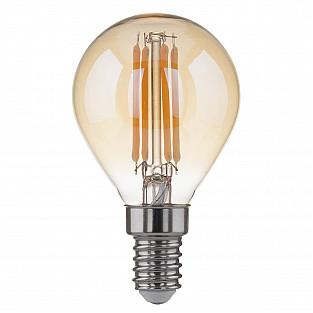 Светодиодная лампа Mini Classic F 6W 3300K E14 ретро