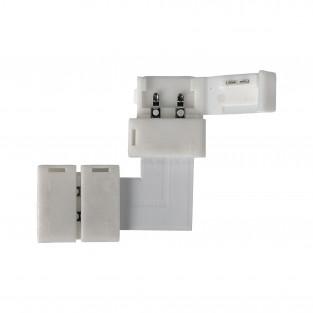 Угловой коннектор для 5050 одноцветной светодиодной ленты (10 шт.) LED 2L