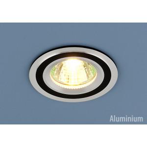 Алюминиевый точечный светильник 5305 MR16 CH/BK хром/черный