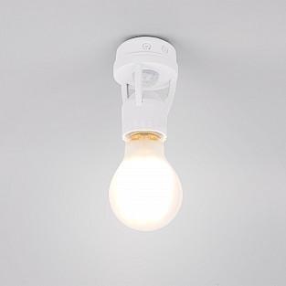 Инфракрасный датчик движения для ламп 6m 2-3.5m 60W E27 IP20 360° SNS-M-15 белый
