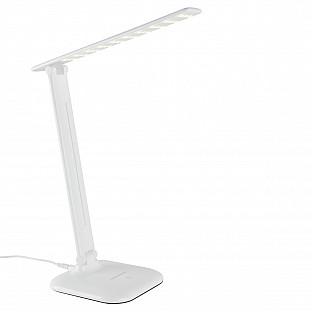 Настольный светодиодный светильник Alcor белый TL90200