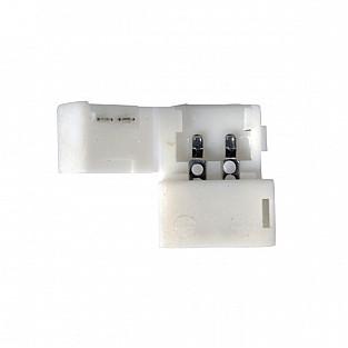 Коннектор для одноцветной светодиодной ленты 5050 жесткий (10 шт.) LED 2A