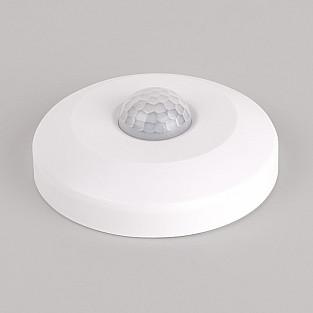Инфракрасный датчик движения 6m 2.2-4m 100W IP20 360° SNS-M-14 белый