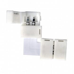 Угловой коннектор для одноцветной светодиодной ленты 3528 (10 шт.) LED 1L