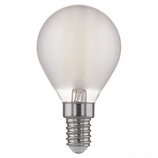 Светодиодная лампа Mini Classic F 6W 4200K E14 белый матовый