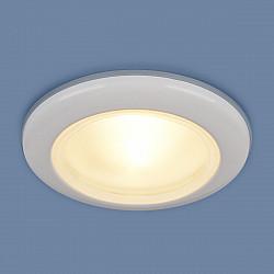 Влагозащищенный точечный светильник 1080 MR16 WH белый