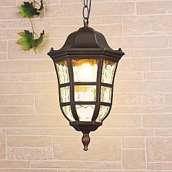 Dorado H кофейное золото уличный подвесной светильник GL 1013H