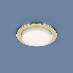 Встраиваемый потолочный светильник 1035 GX53 GD золото