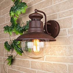 уличный настенный светильник Talli D GL 3002D брауни