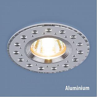 Алюминиевый точечный светильник 2008 MR16 WH белый