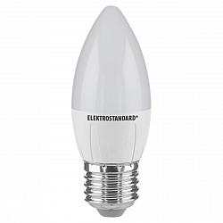 Светодиодная лампа Свеча CD LED 6W 6500K E27