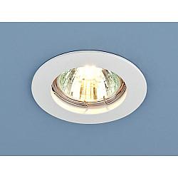 Точечный светильник 863 MR16 WH белый