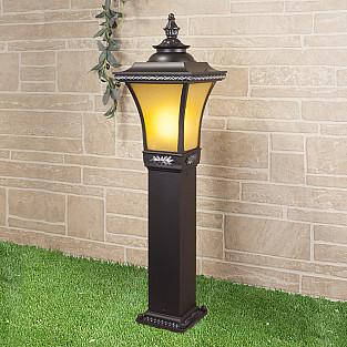 Libra F венге уличный светильник на столбе GLXT-1408F