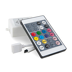 Контроллер для светодиодной ленты RGBWW c ПДУ 5050+2835+2835 90Led 16W IP20 LSC 022