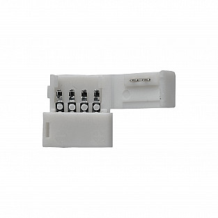 Коннектор для светодиодной ленты RGB жесткий (10 шт.) LED 3A