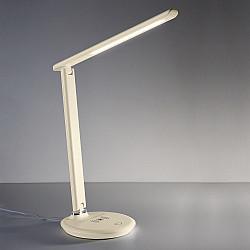 Настольный светодиодный светильник Brava бежевый TL90530