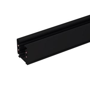 Трехфазный шинопровод TRL-1-3-100-BK 1 метр черный
