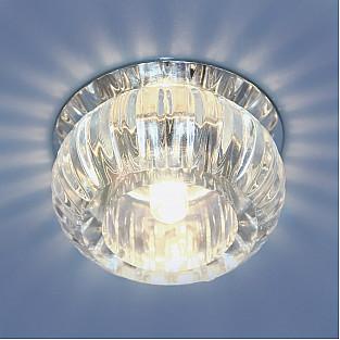 Точечный светильник со стеклом 1100 G9 CL прозрачный